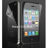 Anti Glare/ Matte LCD Scratch Guard Screen Protector (Front + Back) For Apple IPhone 4 4S
