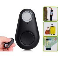 Crystal Digital Anti Lost Alarm Remote Shutter Voice Recorder Safety/Security Smart Tracker Compatible With IOS And Andr