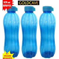 Goldcave 1.2 Litres Water Bottles - Set of 3