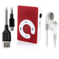 MP3 MUSIC PLAYER WITH EAPPHONE AND DATA CABLE