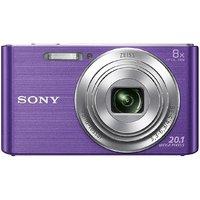 Sony CyberShot DSC W830 20.1 MP Point and Shoot Camera