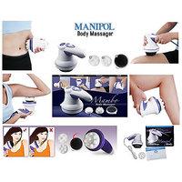 Full Body Massager Manipol Heavy Duty Hand Held Massager