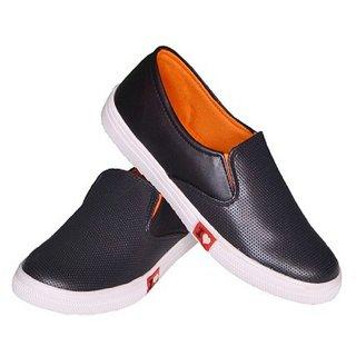 Sukun Black Casual Womens Shoes