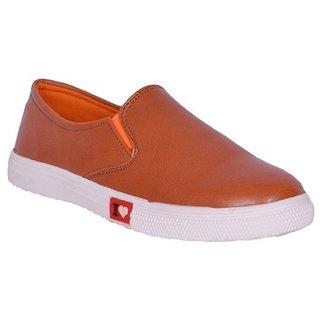 Sukun Tan Women Casual Shoe
