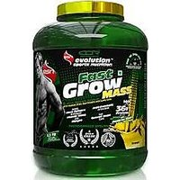 Evolution Sports Nutrition Fast Grow Mass Chocolate 11 Lbs