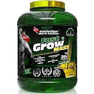 Evolution Sports Nutrition Fast Grow Mass Chocolate 11 Lbs