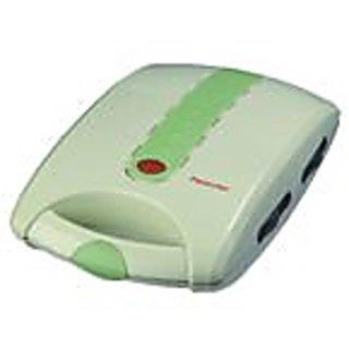 SignoraCare 1200 Watts Sandwich Maker 2 piece toaster & 2 piece Grill- 4 Slice