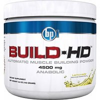 Bpi Sports Build HD, 165gm-Fruit Punch