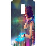 Lenovo K 6 Note back cover by Footnote