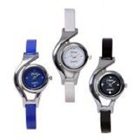 fast selling out Women Set of 3 COMBO Fancy Wadding Girls WATCHES BY MISS