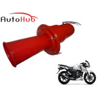 Auto Hub Bike Loud Hooter/Dog Horn For TVS Apache RTR 160