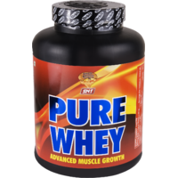 Pure Whey 2 KG + FREE (  SHAKERS ) Fast Acting Protein Powder To Build Muscle