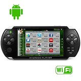 PSP Touch Screen Android Console & MP3 Player