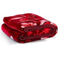 BSB Trendz Printed Single Bed Assorted Mink Blanket