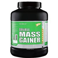 Medisys Double Mass Gainer, Banana, 3 Kg