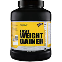 Medisys Fast Weight Gainer - Banana - 3Kg
