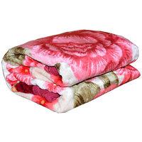 BSB Trendz Printed Assorted Mink blanket