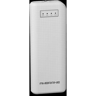 Ambrane P-1200 12000mAh Power Bank - White