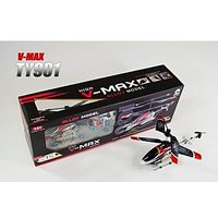 V-Max 3CH High Alloy Remote Control Helicopter TY901