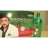 100% ORIGINAL 3 BOTTLES PACK SAPTARISHI SANDHI SUDHA PLUS JOINT PAIN RELIEF OIL [CLONE] - 3640736