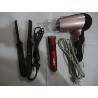 Best COMBO Of Nova Hair Dryer + Nova 522 Hair Straightner +  Nova Hair Trimmer