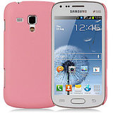 Samsung 7562 Pink Hybrid Hard Back Case Cover For Samsung Galaxy S Duos 7262