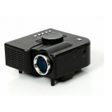 Advanced LED Cinema Projector With Remote