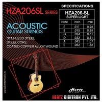 Hertz HZA-206SL Acoustic Guitar String