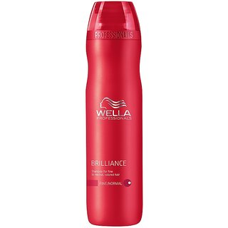 Wella Professional Brillance Shampoo (250ml)