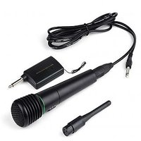 Krown General Series Entry Level Wired/Wireless FM Frequency Microphone