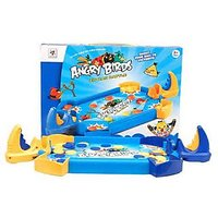 Angry Birds Zig Zag Battle Game