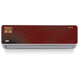 Carrier 1.5 Ton 3 Star Split AC Superia 3 Star Red