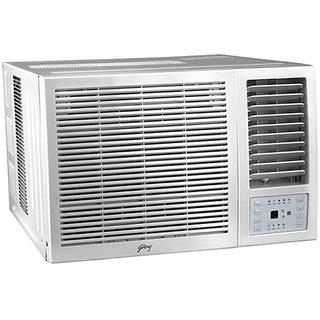 Godrej 1.5 Ton 3 Star GWC 18T GZ3RWOT Window Air Conditioner (Copper Condenser) With 7 Year Warranty