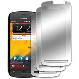 EMPIRE Nokia 808 PureView 3 Pack of Mirror Screen Protectors [EMPIRE Packaging]