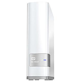 Western Digital My Cloud 3TB External Hard Disk (2YRS MANF WTY)