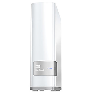 Western Digital My Cloud 4TB External Hard Disk (2YRS MANF WTY)