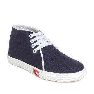 Vendoz Women Blue Casual Shoes