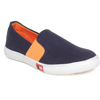 Vendoz Women Blue Casual Shoes ]