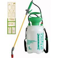 5 Liter Pressure Sprayer. For Gardening, Cleaning Purpose, Spraying Pesticides