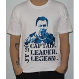 Captain Leader Legend Soccer Club Men'S T-Shirts