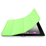Callmate Magnetic Smart Case For IPad 2, 3 & 4 With Screen Guard - Green