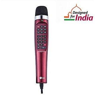 LG Songstar NK-140 Karaoke Microphone