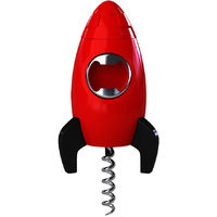 Cool Trends Corket - Rocket Bottle Opener And Corkscrew