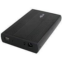 "3.5"" Inch USB 2.0 External Aluminium Body Casing For IDE Hard Drive"