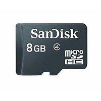 SanDisk 8GB Micro SDHC Card - 3667520
