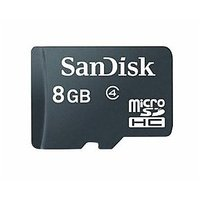 SanDisk 8GB Micro SDHC Card - 3667530
