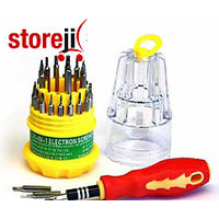 Jackly 31-in-1 Magnetic Screwdriver Tool Kit