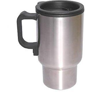 Heated Stainless Steel Travel Mug Car Mug