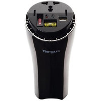 Targus APV018AP Automotive AC 200W power inverter with USB fast charging port