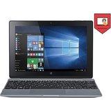 Acer One 10 Atom - (2 GB/500 GB HDD/32 GB EMMC Storage/Windows 10 Home) NT.G5CSI.001 S1002-112L 2 in 1 Laptop  (10.1 inch, Dark SIlver, 1.29 kg)